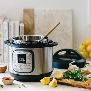 $79.95 Instant Pot 7-in-1 Programmable Pressure Cooker