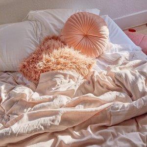 4折起+额外7折最后一天:UO 时尚家居限时促销 早餐培根机$17.49 枕头两件$20.99
