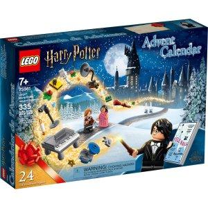 Lego2020圣诞日历 Harry potter 75981