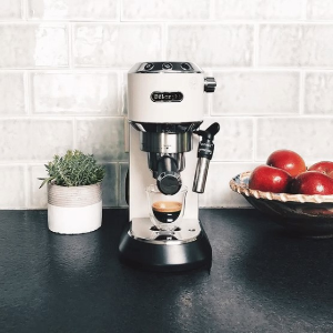 Delonghi咖啡机,价值$225咖啡爱好者福音,冬日意式咖啡香