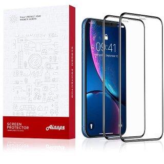 $2.99两张贴膜 保护壳低至$2.66补货:Ainope iPhone XR/11/11 Pro Max 手机贴膜/保护壳