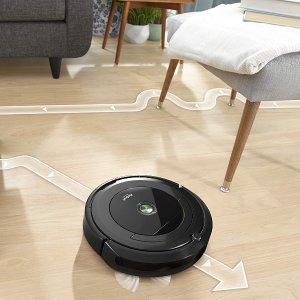 iRobot Roomba 696 扫地机器人 限时8折闪购