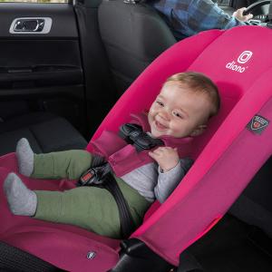$239.99包邮(原价$329.99)史低价:Diono Radian 3R三合一儿童成长型两向座椅 全钢架