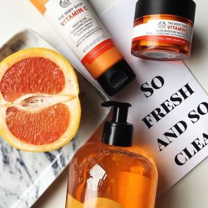 40% off+ Free ShippingHundreds of Items @ The Body Shop