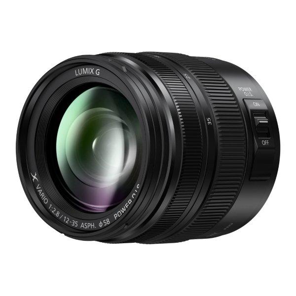 Lumix G X Vario 12-35mm f/2.8 II M4/3 变焦镜头