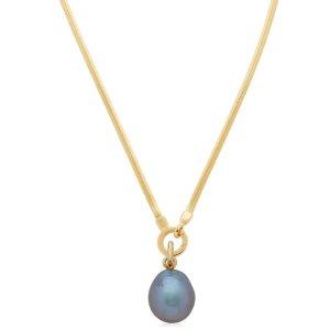 Monica Vinader珍珠项链