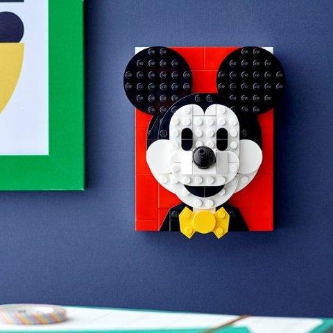 新品预告:LEGO官网 三月新品再扎堆,花果山、米奇米妮画框等