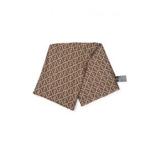 Fendi围巾