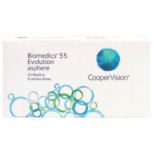 CooperVisionBiomedics55 Evolution | lenspure
