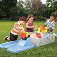 Little Tikes 儿童玩沙盒