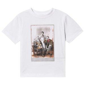 Burberry大童款T恤