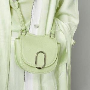 2折起 薄荷绿机车包€2273.1 Phillip Lim 华裔设计师品牌 包包美衣都超火