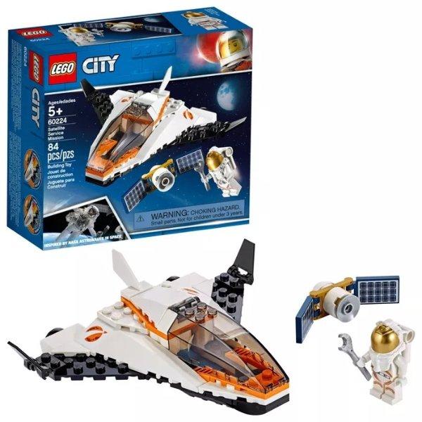 城市组 太空卫星任务 60224