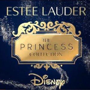 粉饼€220起 香水€375Estee Lauder X Disney公主 圣诞系列登陆法国 在逃公主速戳