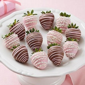 Mom's Perfect Present™ Dipped Strawberries