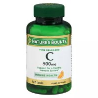 Nature's Bounty 维生素C-500mg