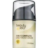 beauty 360 7和1保湿乳 SPF 15, 1.7 OZ