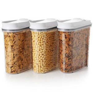 OXO Good Grips 3-Pc. Pop Cereal Dispenser Set