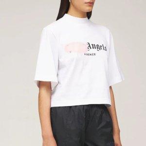 Palm angels城市限定T恤