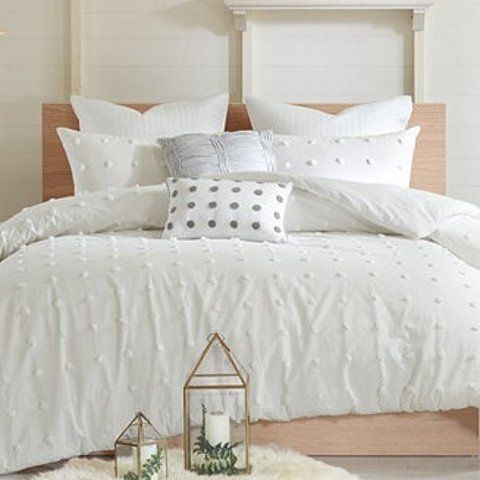 Brooklyn Cotton 5-Pc. Twin/Twin XL Comforter Set