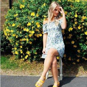 低至7折 €28收封面款Miss Selfridge 新款美衣热卖 收当下正流行的BM风美衣