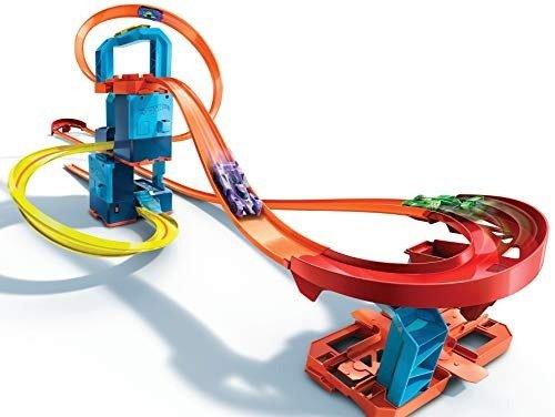 热轮轨道建设者