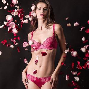 满额立减£15=8折 $84收3套精美蕾丝内衣11.11独家:Eve's Temptation 精选蕾丝内衣、内裤大促 完美的亲肤体验