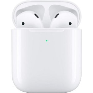 Apple新用户直减15欧+免邮AirPods with Wireless Charging Case (2019)