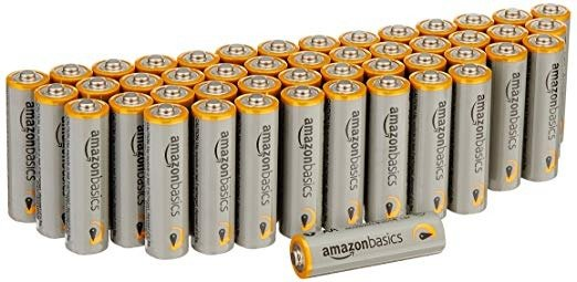 AA 5号碱性电池 1.5V 48颗装
