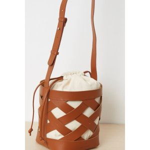 French ConnectionTurner Recycled Leather Bucket Bag