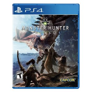 Monster Hunter World (PS4 or Xbox One)