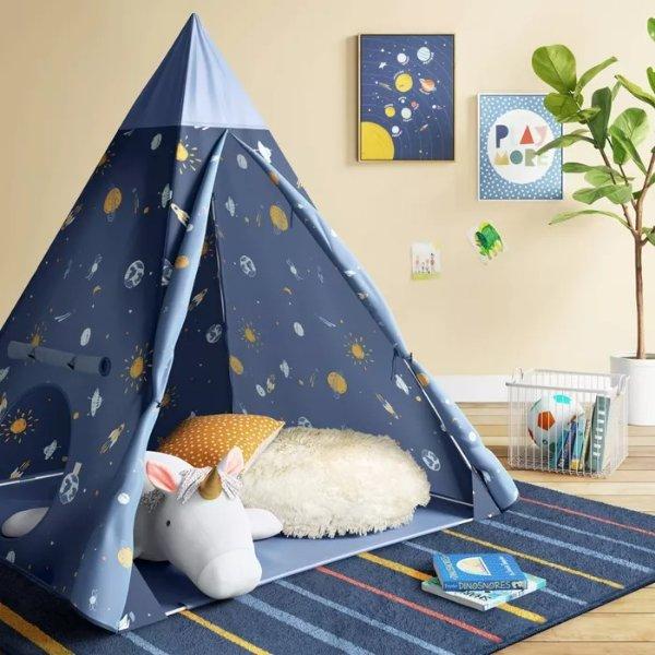 宇宙图案 帐篷
