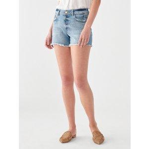 DL1961牛仔短裤
