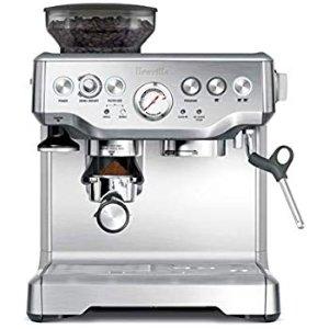 Amazon.com: Breville the Barista Express Espresso Machine, BES870XL: Semi Automatic Pump Espresso Machines: Kitchen & Dining