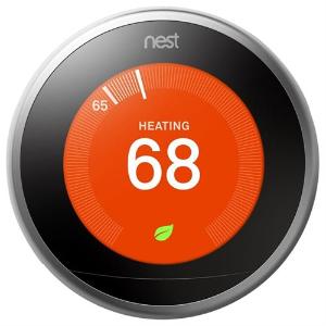 $179.99 + $45Kohl's Cash Nest Learning Thermostat 3rd Gen