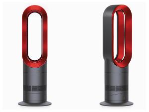 $299.99 + $20 GCDyson AM09 Hot + Cool Heater & Fan - Iron/Red