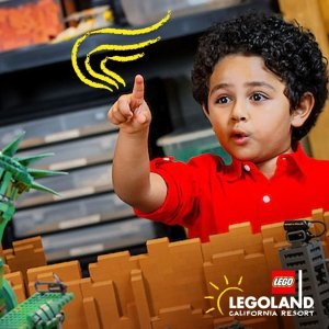 Buy 1 Ticket, Get 1 Free Voucherwith Any Purchase Sitewide @ LEGO Brand Retail