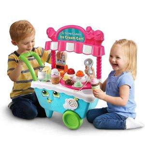 低至7.5折+单件额外8折Vtech/Leapfrog 宝宝玩具年末特卖 动手动脑好欢乐