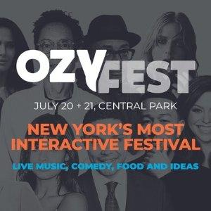 $39起 John Legend,Trevor Noah参加纽约2019 OZY Fest 大会门票 音乐/演讲/美食的盛宴