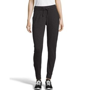 HanesWomen's French Terry Jogger with Pockets