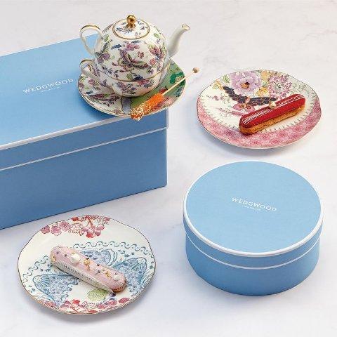 低至5折 每一件都是艺术品Wedgwood官网 新年大促 收高颜值餐具 在家也能喝精致下午茶