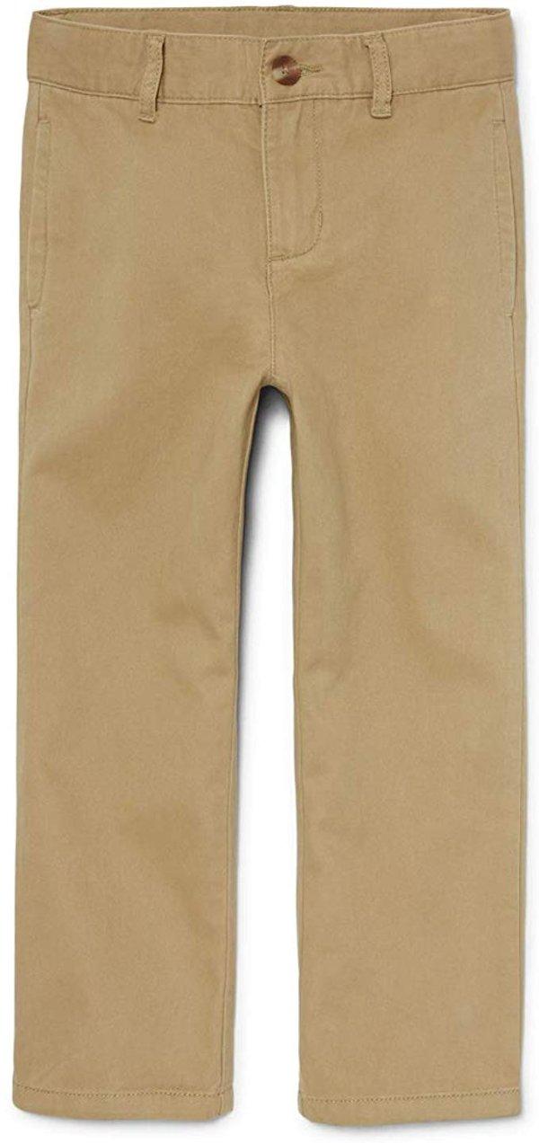 男童卡其色裤子