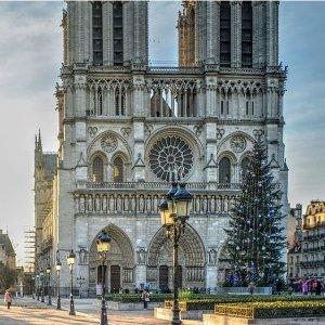 最精华8处景观 大盘点一场大火后,你可能再也见不着的巴黎圣母院