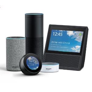 Smart Home Echo & Alexa Devices