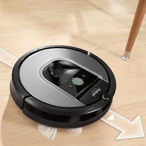 $499.99(原价$599.99)iRobot Roomba 960 高端旗舰款智能扫地机器人