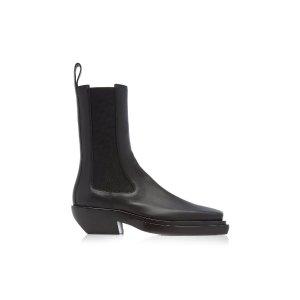 Bottega VenetaBV Lean切尔西靴