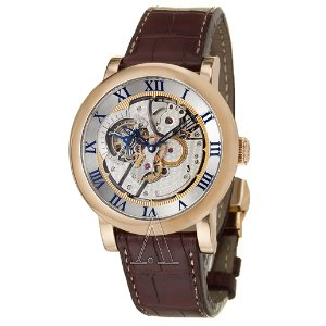 CORUM Men's Classical Tourbillon Minute Repeater Watch 371-201-55-0F02-TR08