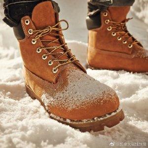 7.5折 收爆款大黄靴限今天:Timberland 秋冬超时尚 复古户外登山靴特卖