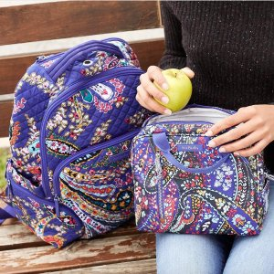 Up to 70% Off + an Extra 30% OffSelect Items @ Vera Bradley
