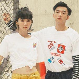 $9.9起+包邮 乐高、米其林也能上身Uniqlo 精选The Brands Masterpiece合作款T恤上新